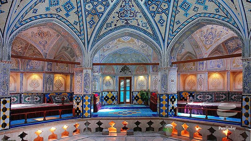 Kashan Fin garden