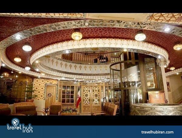 Sepahan Hotel Isfahan
