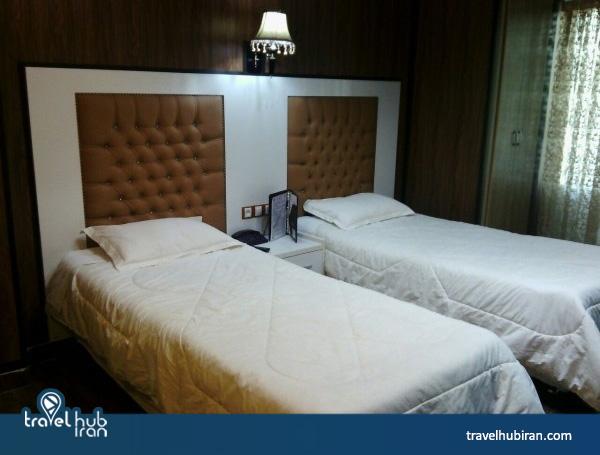 two star hafez hotel in tehran