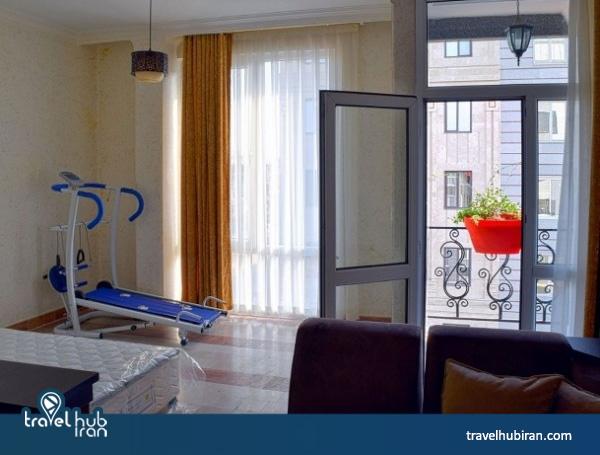 Khalij Apartment Hotel Tehran