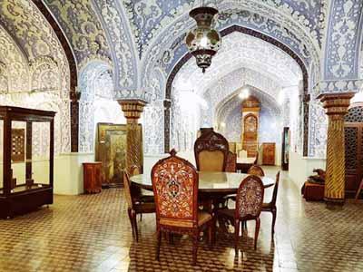 Iran national art museum