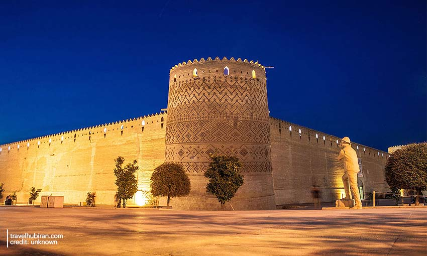Karimkhan Citadel Shiraz