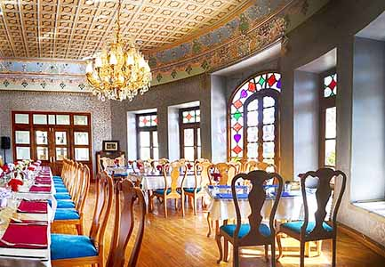 Shiraz Cafe & Restaurants