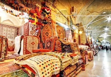 Shopping in Shiraz Iran