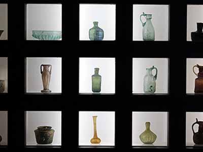 The Glassware and Ceramic Museum of Iran