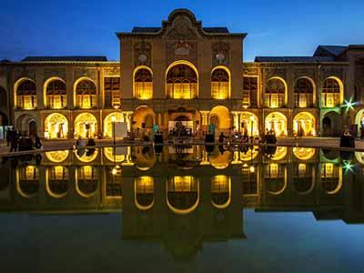 Tehran Masoudieh palace